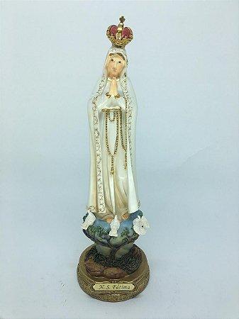 Imagem Nossa Senhora de Fátima 30cm (3067)