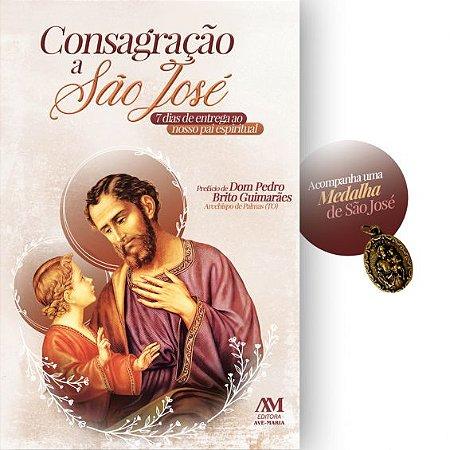 Consagração a São José  - Editora Ave Maria (8280)
