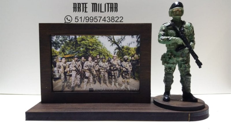 Miniaturas Militar airsoft