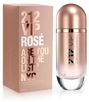 212 VIP ROSE EDP - 80ML