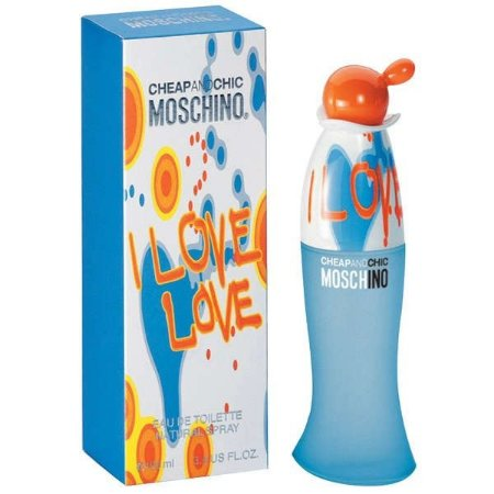 MOSCHINO LOVE LOVE EDT - 100ML
