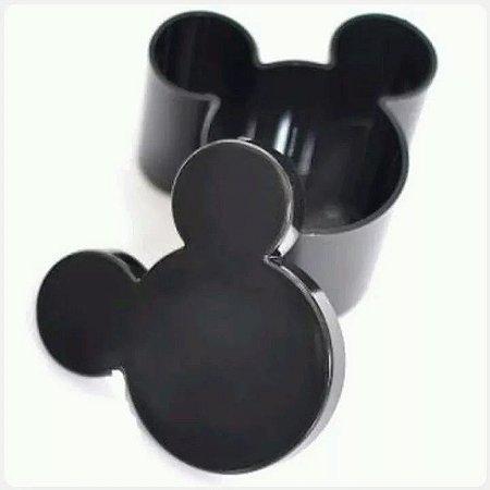 Caixinha Mickey Preta - 10 und.