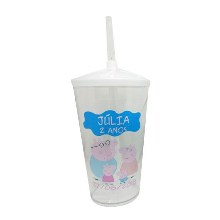Copo Milk Shake Personalizado