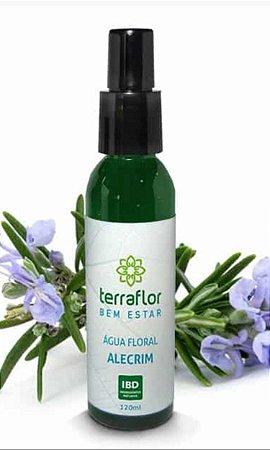 Água Floral de ALECRIM – 120 ml