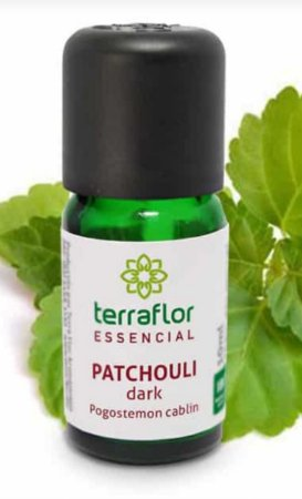 Óleo essencial de Patchouli dark 10ml