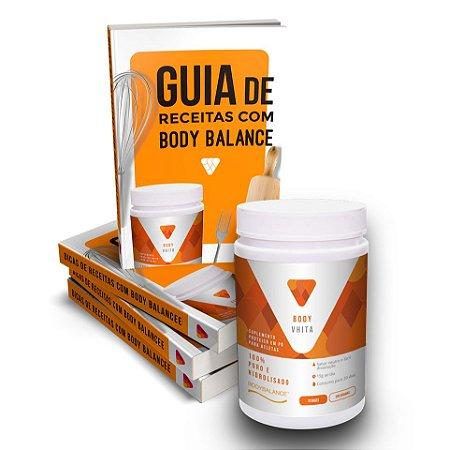 Body - Colágeno para os músculos + Livro digital com receitas de brinde