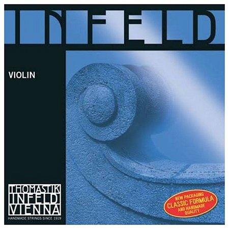 Encordoamento Violino 4/4 Infeld Blue Thomastik