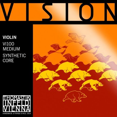 Encordoamento Violino 4/4 Vision VI100 Thomastik