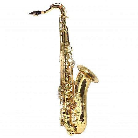 Saxofone Tenor Jahnke Laqueado Bb JSTH001