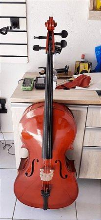 Violoncelo Jahnke 4/4 JVC001 Seminovo