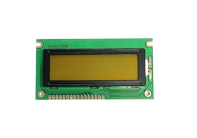 Display LCD 16x2 Backlight Verde