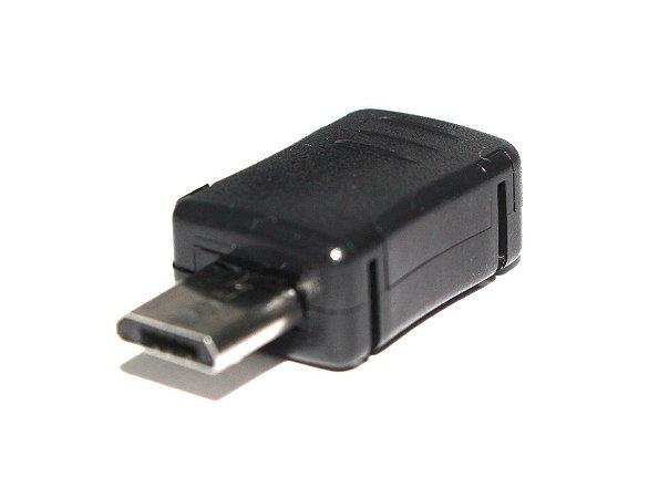Conector Micro USB Macho