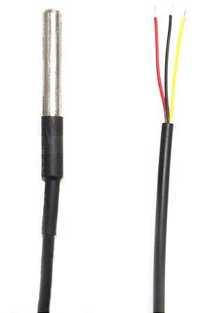 Sensor Temperatura à prova d'água DS18B20
