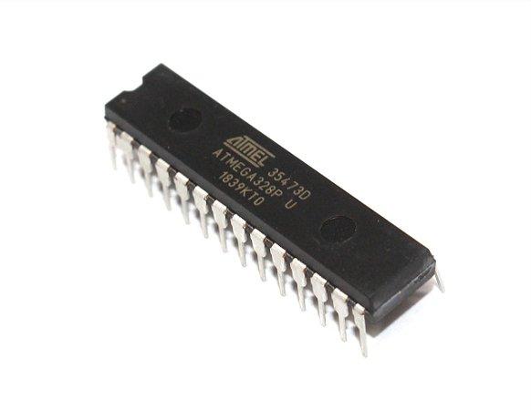 Microcontrolador Atmega328p Atmega328p-pu