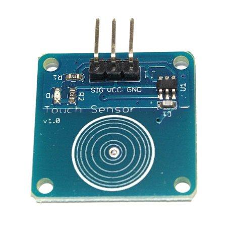 Sensor Touch Toque Capacitivo TTP223B