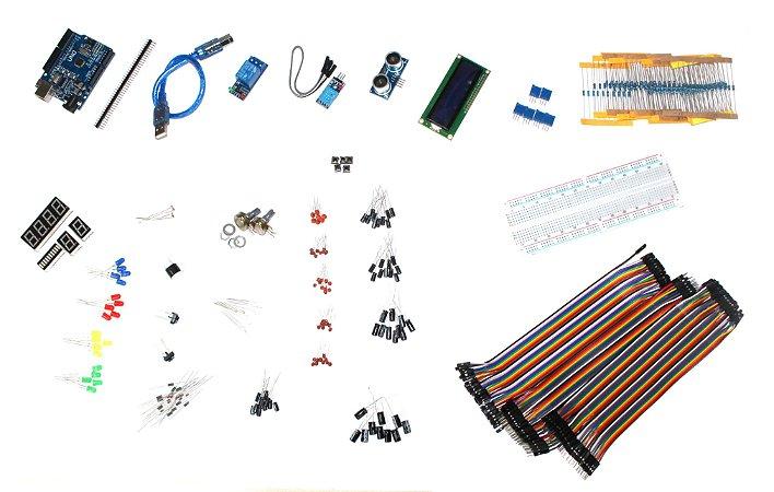 KIT Arduino 316 Componentes