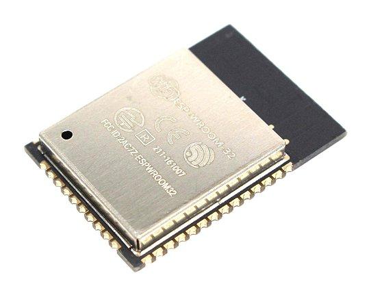 Módulo Wifi ESP32 Esp-wroom-32 Dualcore - Wifi e Bluetooth