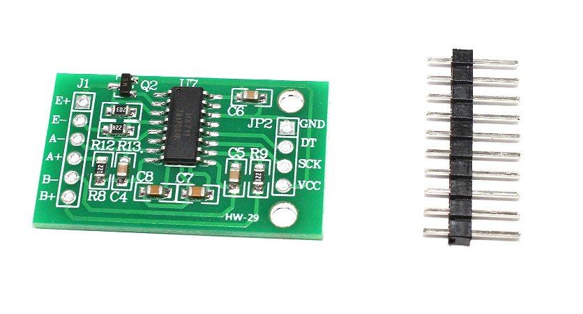 Módulo HX711 Para Sensor De Peso Celula Carga