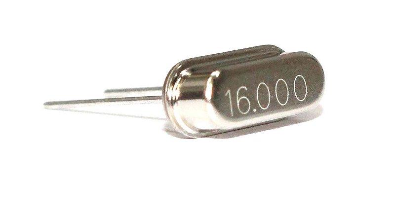 Cristal Oscilador HC49S 16 Mhz