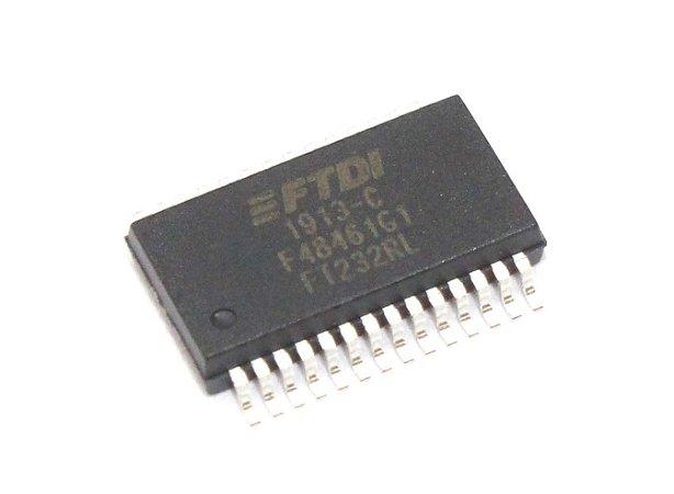 Circuito Integrado FTDI FT232RL - Conversor Usb Serial