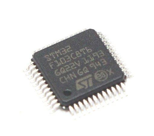 Microcontrolador STM32F103C8T6 Arm Cortex M3 72 Mhz