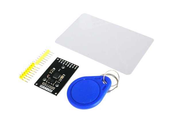 Kit Mini Leitor Rfid Mfrc522 Mifare Placa Super Pequena 13,56 Mhz