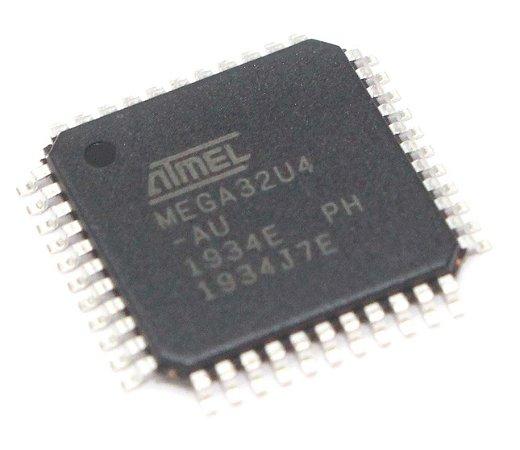 Microcontrolador Atmega32U4 Smd