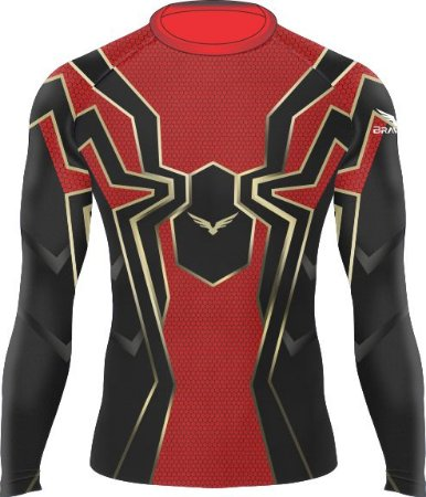 Rashguard - Homem Aranha
