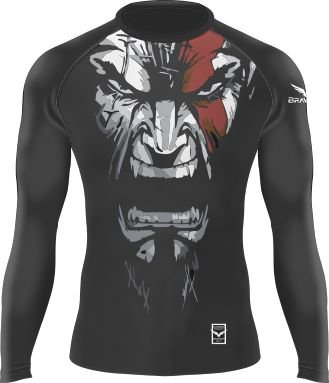 Rashguard - Kratos