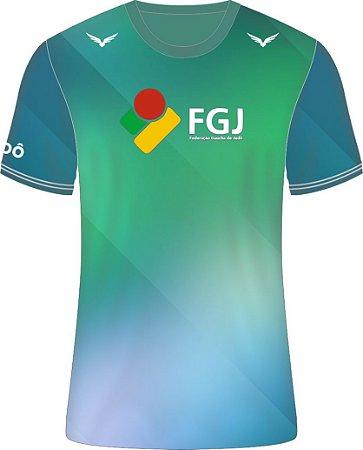 Camiseta Manga Curta - FGJ