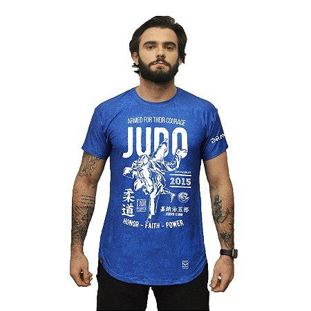 DUPLICADO - Camiseta - Judo - Azul