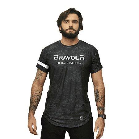 Camiseta - Bravour - Preta