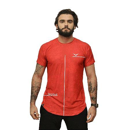 Camiseta - History 2 - Vermelha