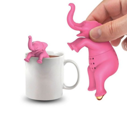 Infusor de Chá Elefante