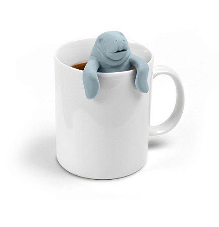 Infusor de Chá Peixe Boi