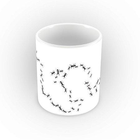 Copinho de Cerâmica Formiga