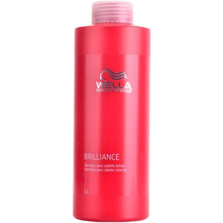Wella Professionals Brilliance Shampoo - 1000ml
