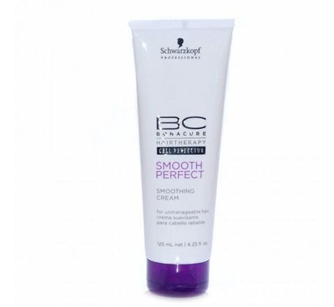BC Bonacure Smooth Perfect Smoothing Cream - Leave-In 125ml