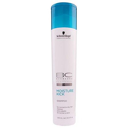 Schwarzkopf Professional BC Bonacure Moisture Kick - Shampoo 250ml