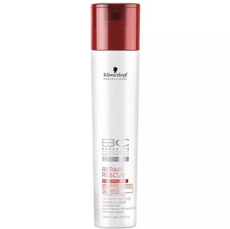 Schwarzkopf Professional BC Bonacure Repair Rescue Deep Nourishing - Shampoo 250ml