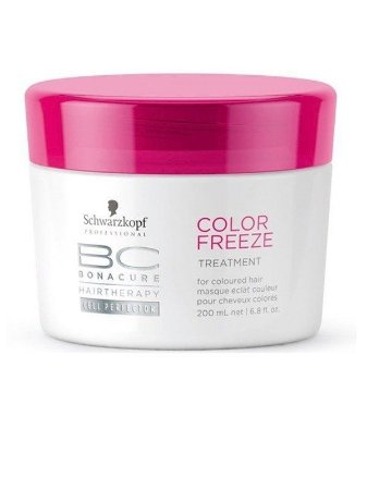 Schwarzkopf Professional BC Bonacure Color Freeze Treatment - Máscara 200ml