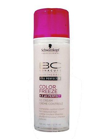 Schwarzkopf Bonacure Color Freeze CC Cream Creme De Controle 150ml