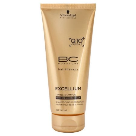 Schwarzkopf Professional BC Excellium Taming - Shampoo 200ml