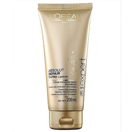 L'Oréal Professionnel Absolut Repair Lipidium Blow-Dry Cream - Leave-In 200ml