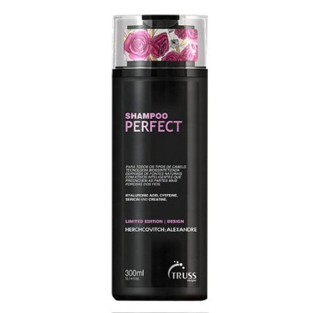 Shampoo Truss Alexandre  Herchcovitch Perfect 300ml