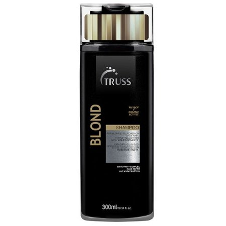 Shampoo Truss Specific Blond Hair - 300ml