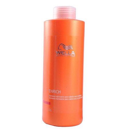 Shampoo Wella Enrich 1000ml