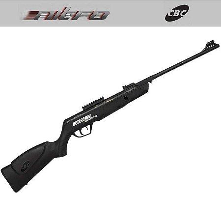 Carabina de Pressão Cbc 5,5mm Jade Mais Nitro Ox