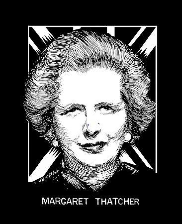 Margaret Thatcher - Masculina