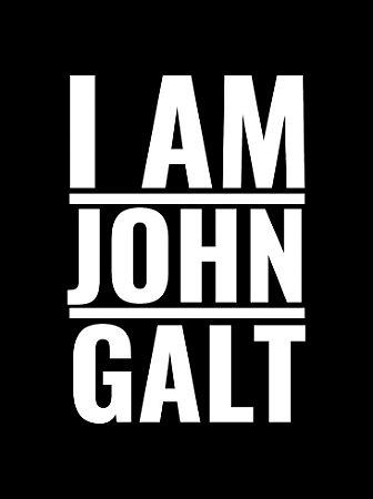 I am John Galt - Feminina